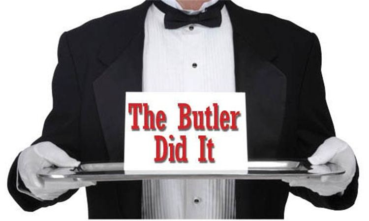 Image result for Butler Did it