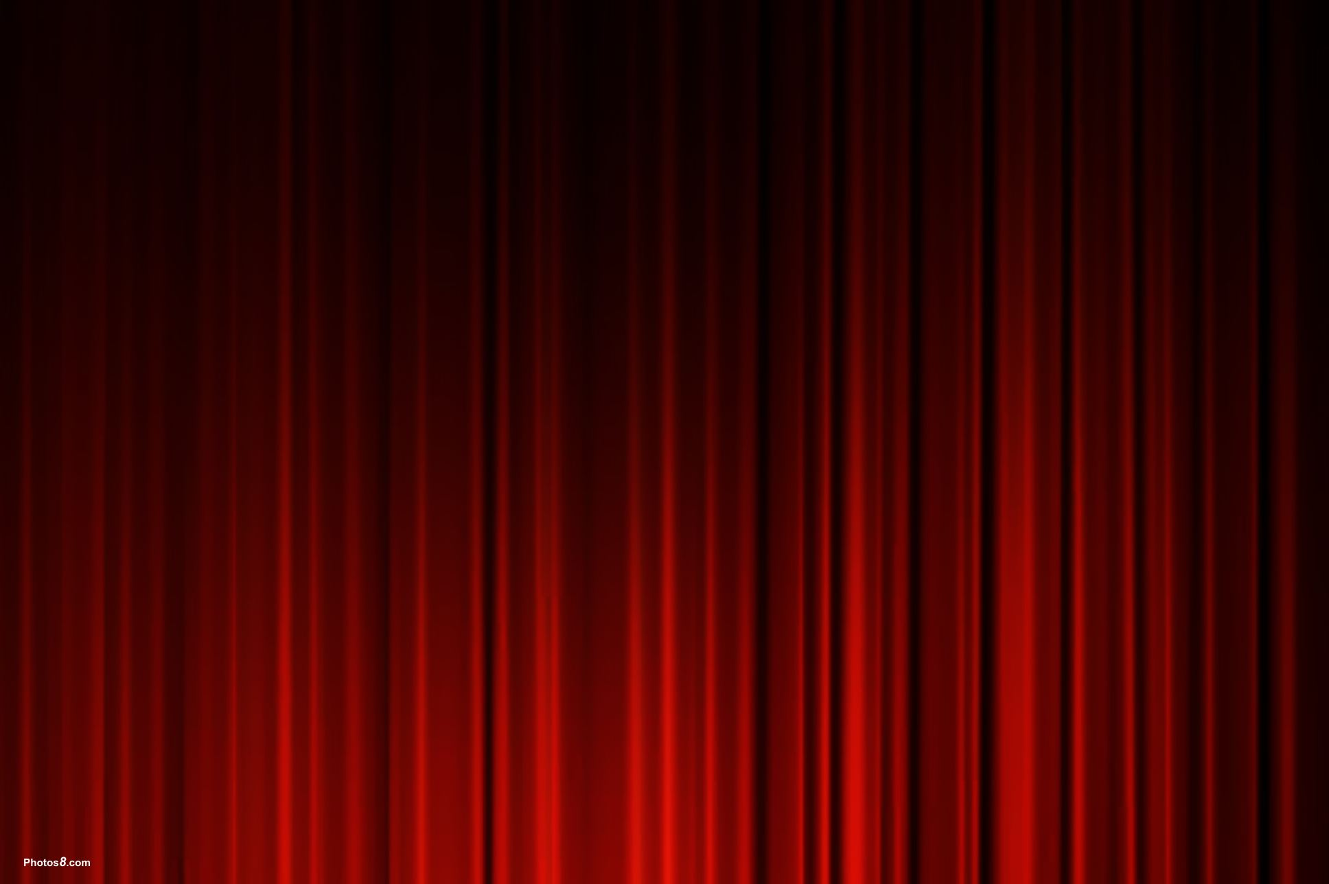 red curtain 2 - High Springs Playhouse